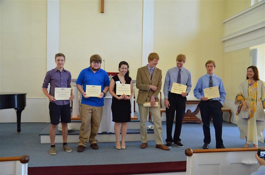 First Church Windsor: Scholarships
