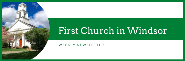 Weekly Newsletter - 5/13/20